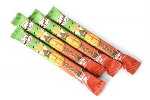 Džiovintų Mangų Lazdelės Iš 100% Vaisių, 30vnt Dėžutėje